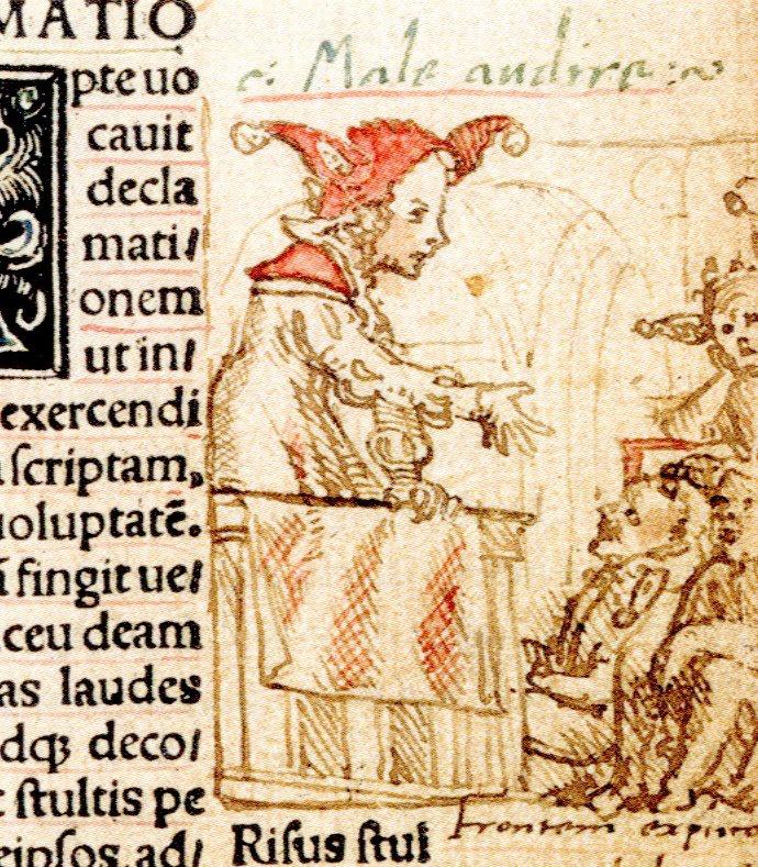 Citaten Uit Lof Der Zotheid : Desiderius erasmus literatuurmuseum