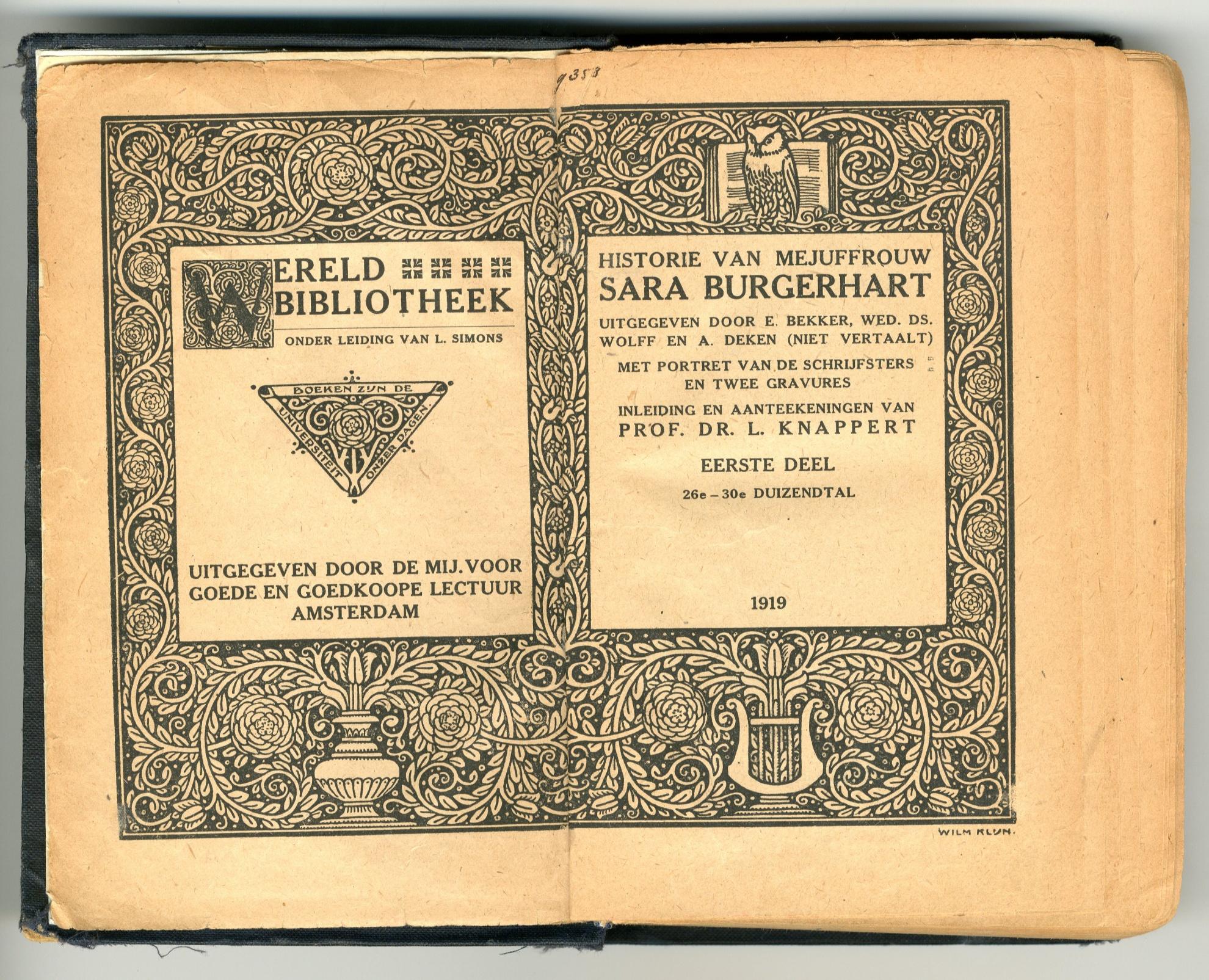 Betje Wolff en Aagje Deken - Literatuurmuseum
