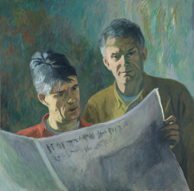 Kees Van Kooten En Wim De Bie Schrijversgalerij
